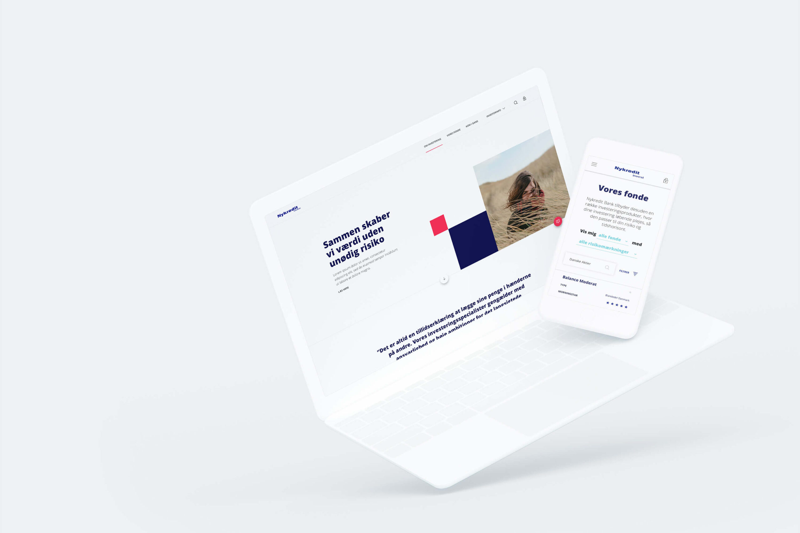 A refreshed CVI for the danish bank Nykredit